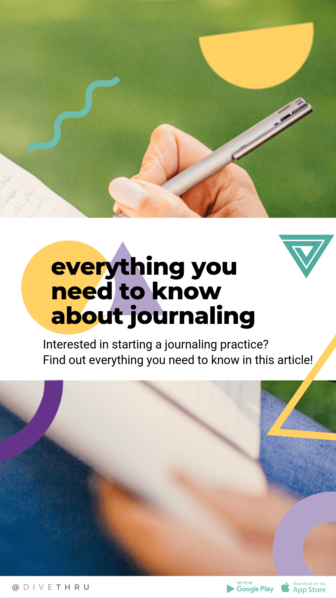 Everything You Need To Know About Journaling: Pinterest