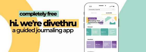 DiveThru: A Guided Journaling App