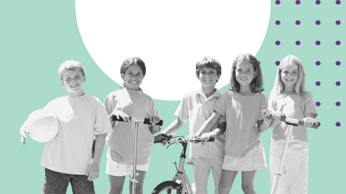 How To Teach Kids To Love Their Bodies